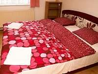 Ložnice - rekreační dům k pronajmutí Matějovec
