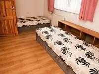 Ložnice - pronájem rekreačního domu Matějovec