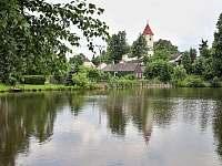 Rybník - rekreační dům k pronájmu Matějovec