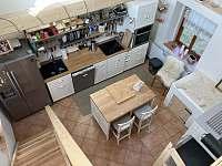 Kuchyň - plně vybavená - Nové Kestřany
