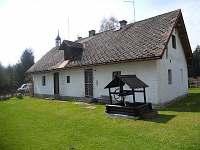 Chalupa k pronájmu - Besednice Jižní Čechy