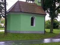 místní kaplička - Nítovice