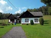 Chalupa k pronájmu - Hodonín Jižní Čechy