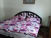 ložnice 1 - chalupa k pronájmu Nová Hlína