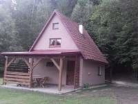 ubytování Lhota Samoty na chatě k pronájmu