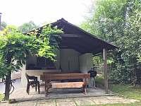 Altánek - chata ubytování Dolní Žďár