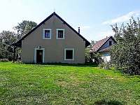 Chata k pronajmutí - dovolená Jindřichohradecko rekreace Dolní Žďár