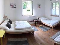 Větší pokoj se 4 lůžky - Dolní Žďár