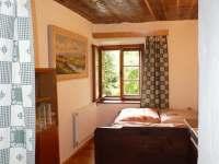 ložnice 1 - chalupa k pronajmutí Spolí