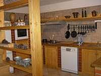 Kuchyně - přízemí