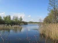 Nadějská rybniční soustava - pár kroků od chalupy
