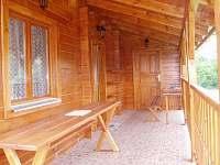 Chata na Orlíku - chata k pronájmu - 6 Albrechtice nad Vltavou - Újezd