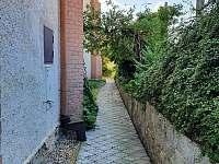Penzion venkovní zahrada - Zliv