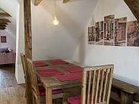 Apartmán Na Hradbách - apartmán ubytování Slavonice - 9