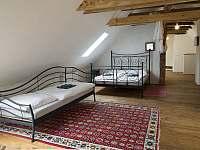 Apartmán Na Hradbách - apartmán k pronájmu - 6 Slavonice