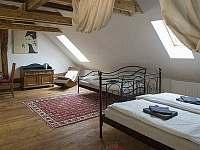Apartmán Na Hradbách Slavonice - k pronájmu