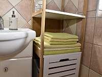 koupelna - apartmán k pronájmu Kájov