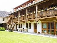 ubytování Kaplice-nádraží v apartmánu