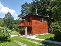 Levné ubytování Koupaliště Tábor Chata k pronájmu - Planá nad Lužnicí