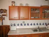 Kuchyně - chata k pronájmu Malý Ratmírov