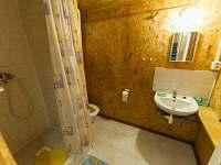 Chatka 3 koupelna - pronájem Rapšach