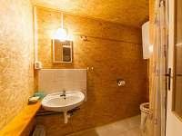 chatka 4 koupelna - k pronájmu Rapšach