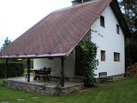 Chata k pronajmutí - dovolená Táborsko rekreace Sezimovo Ústí