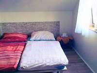 pokoj  pro tři (dvojlůžko+jednolůžko)