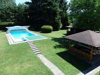 Levné ubytování  Podřezanský rybník Apartmán na horách - Chlum u Třeboně