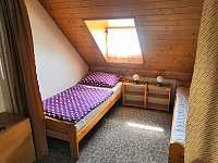 3. místnost spojena s poschodím do přízemí- 2 lůžka - Lipno nad Vltavou - Slupečná