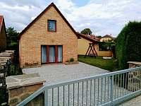 Chalupa k pronájmu - dovolená  Ratmírovský rybník rekreace Horní Skrýchov