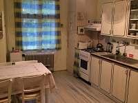 Apartmán-Kuchyně - pronájem chalupy Třeboň
