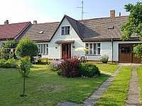 Chalupa k pronájmu - Třeboň Jižní Čechy
