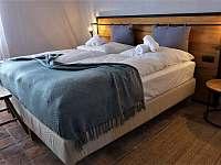 pokoj 3 v přízemí na Ořechovém dvoře - pronájem chalupy Velké Nepodřice