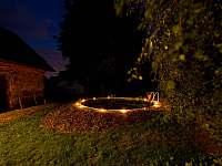 romantika u bazénu - Velké Nepodřice