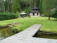 Chata k pronajmutí - okolí Hvožďan
