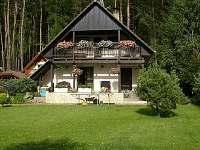 ubytování na chatě k pronájmu