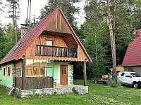 ubytování Chlum u Třeboně na chatě k pronájmu