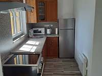 Kuchyně - chata k pronajmutí Vitějovice