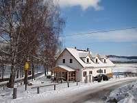 Penzion na horách - okolí Olšiny