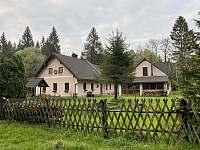 Chalupa Na samotě u lesa - chalupa ubytování Benešov nad Černou - 2