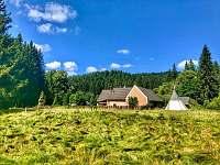 Chalupa k pronajmutí - okolí Rychnova u Nových Hradů