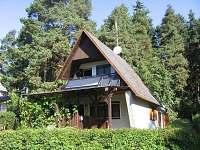 ubytování na Českokrumlovsku Chata k pronájmu - Hůrka