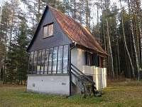 Chata k pronájmu - dovolená  Spolský rybník rekreace Spolí