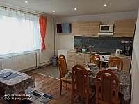 kuchyň - apartmán k pronajmutí Černá v Pošumaví