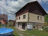 ubytování Černá v Pošumaví Apartmán na horách
