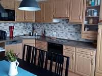 Apartmán č. 1 - kuchyně - pronájem chalupy Blatná