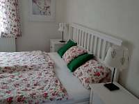 Apartmán č. 1 - ložnice - Blatná