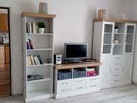 Apartmán č. 1 - obývací pokoj - Blatná