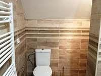 Apartmán č. 2 - koupelna - Blatná